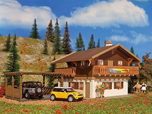 Vollmer 43961 Pension Bioland mit Carport