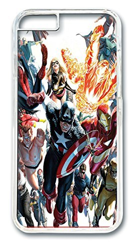 creative-avengers-invaders-2009-alex-ross-custom-iphone-6-47-inches-case-cover-polycarbonate-transpa