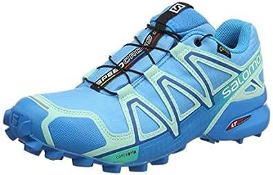 Gel-Blade 6, Chaussures Multisport Indoor Homme, Bleu (Directoire Blue/White/Limoges 4301), 47 EUAsics