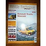 Rtd-diesel - Mascott II 115cv 156cv Revue Technique Renault Etat - Bon Etat Occasion