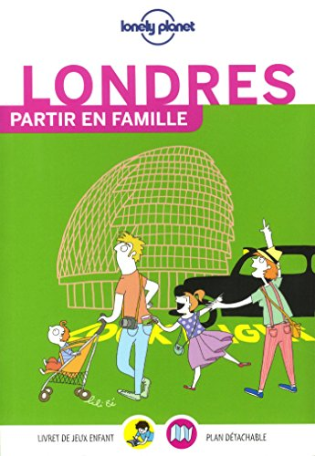 Londres Partir en famille - 5ed par Lonely Planet LONELY PLANET
