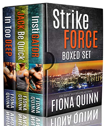 Strike Force Boxed Set: From the Iniquus World of Romantic Suspense Mystery Thrillers (Iniquus Security Book 4) (English Edition) -