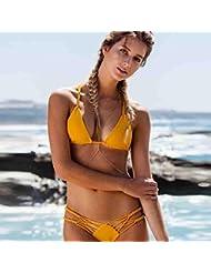 Maillot de bain f¨¦minin bikini sexy ¨¤ la main