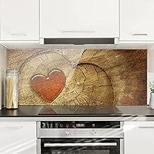 Suchergebnis auf Amazon.de für: küchenrückwand küchenspiegel holz
