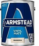 Armstead Trade Vinyl Matt 5L Magnolie