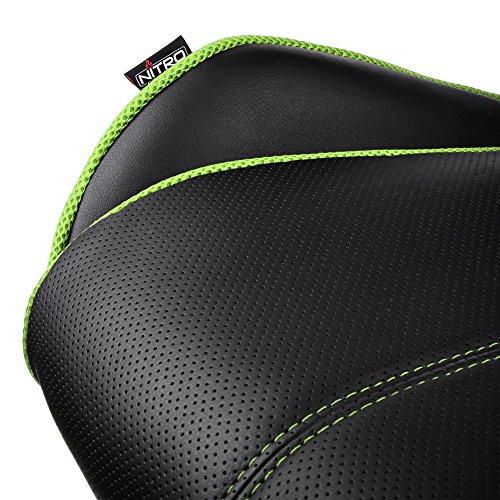 Nitro Concepts E200 Race - schwarz/grün