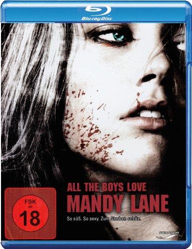 All the Boys love Mandy Lane [Blu-ray] - Horror-slasher-filme