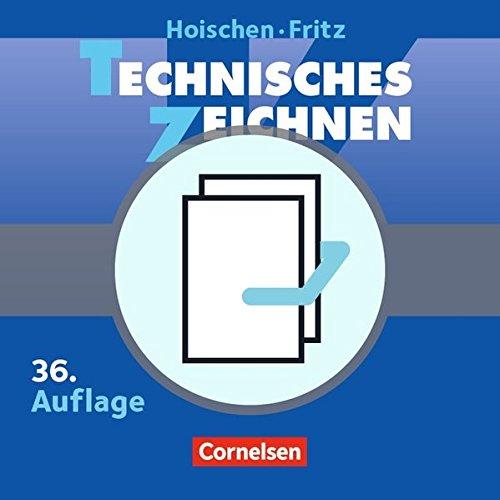 Hoischen: Technisches Zeichnen: 451712-7 und 151042-8 im Paket
