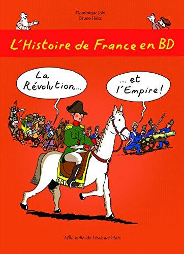 L'histoire de France en BD, Tome 5 : La Révolution et l'Empire