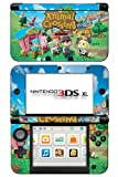 Animal Crossing New Leaf Game Skin for Nintendo 3DS XL Console by Skinhub