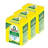 3 x rana cítricos completa detergente 1,35 kg- Solución de tinción con limón
