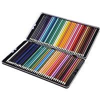 72 LiSmile Set di Matite Colorate Premium Pre-Affilato Set per il Disegno, Schizzi, Illustrazioni d'Arte e Bambini &Adulti Libri da Colorare