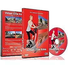 Paseos en bicicleta virtual - Amsterdam, Países Bajos para caminadora de ciclismo indoor y entrenamientos