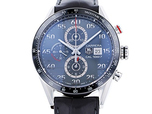 TAG Heuer CAR2A11.FC6313 - Reloj, correa de cuero
