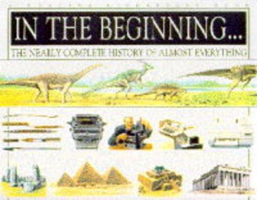 In the Beginning por Richard Platt