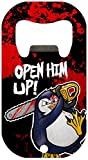 Psycho Penguin Flaschenöffner Open Him Up Mini Bar Blade
