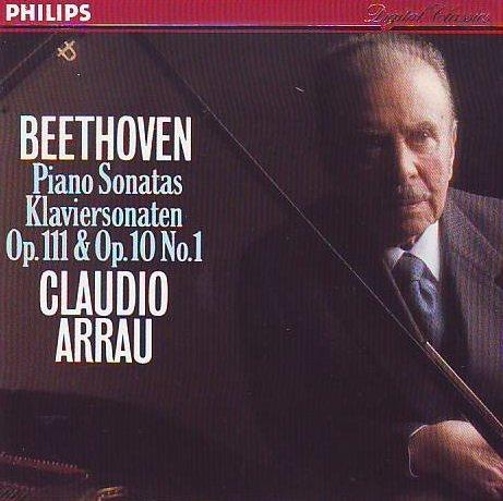 Beethoven-Arrau-Sonates Piano Nos 32 &
