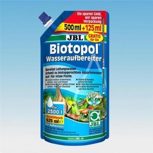 JBL Biotopol Nachfuellpack 625 ml, Aquaristikzubehör, Aquarium