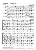 Dvorák: Ukolébavka (Wiegenlied) (op. 29 no. 2). Partitur (20 St.)