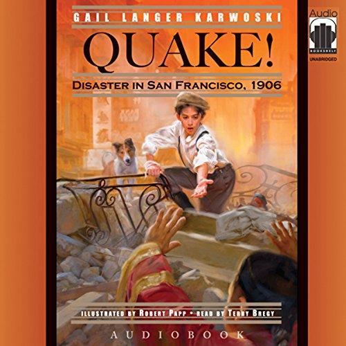 Quake!  Audiolibri