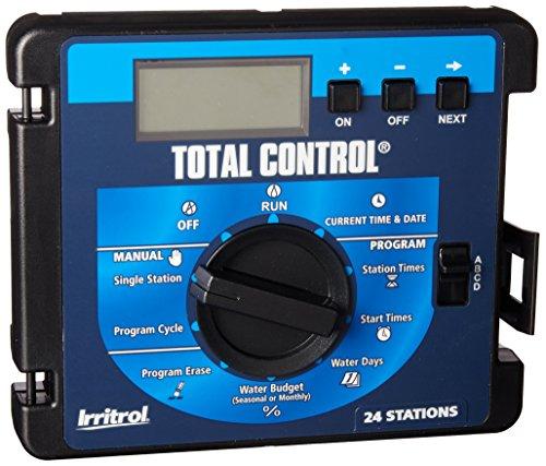 irritrol tc-24mod-r 24-station Total Control Modul Montage -