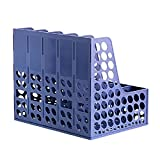 Robuste Magazin Rack Datei Rack Büro ordentlich Display Rack Datei Separator Schrank Tablett Organizer Box