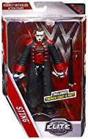 Includes Trench Coat & Bat Accessories!, Elite Style Figures feature added articulation!, Collect all of your favorite WWE Superstars!
