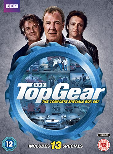Top Gear - The Complete Specials Box Set [13 DVDs] [UK Import] -