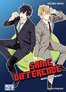 Same Difference - Même Différence Edition simple Tome 1