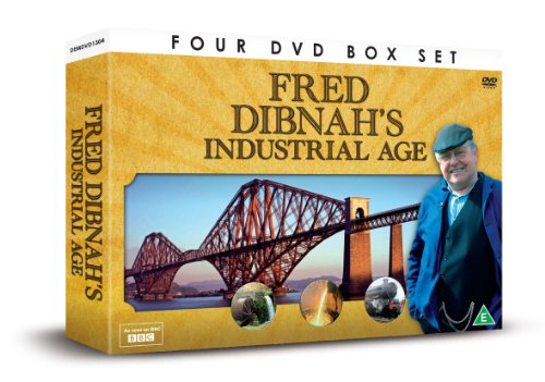 Fred Dibnah's Industrial Age 4 DVD Gift Set [UK Import]