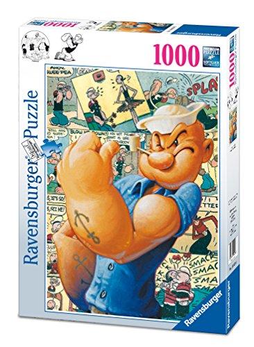 ravensburger-popeye-y-los-comics-rompecabezas-de-1000-piezas-70-x-50-cm-196296