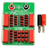 Electronics-Salon 1 NF a 9999 NF step-1nf Four decennio programmabile Capacitor Board.