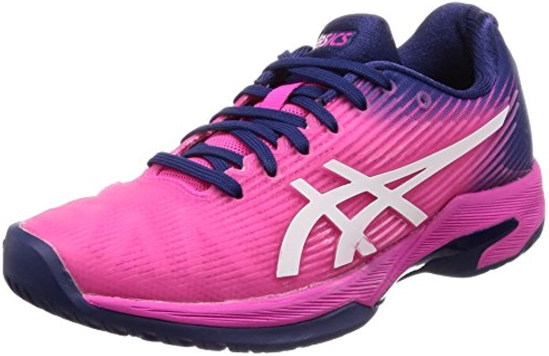 Zapatillas de Tenis Asics Solution Speed FF para Mujer, Rosa, 39.5