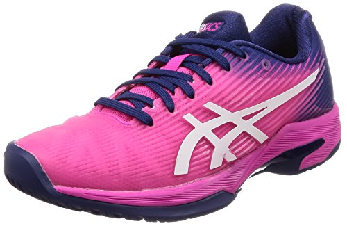 Asics Gel-Solution Speed FF Women's Zapatilla De Tenis - AW18-37.5