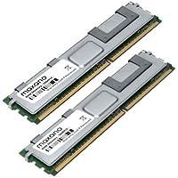 8GB Dual Channel kit (2x 4GB) para Dell PowerEdge 1950DDR2800MHz PC2–6400ECC Reg