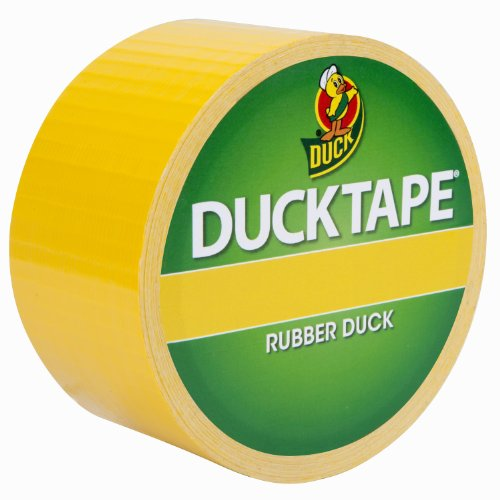 (Ducktape - Rubber Duck Tape, gelb)