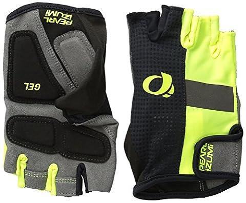 PEARL iZUMi Elite Gel - Gants - jaune/noir Modèle XL | 10-10,5 2017 gants velo hiver