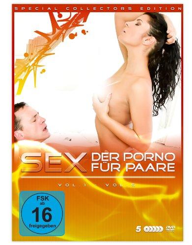 Sex - Der Porno für Paare Vol.1 - 5 [5 DVDs] [Special Collector\'s Edition]