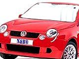 Frontscheibenabdeckung für Kleinwagen z.B Polo Sonnenschutzfolie Sonnenschutz Frontscheiben Abdeckung Scheibenschutz Rollo