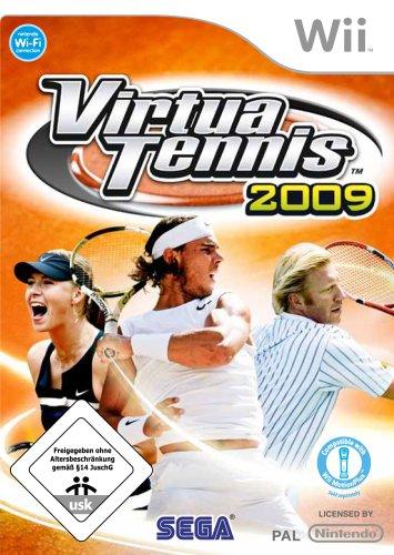 Virtua Tennis 2009 [Importación alemana]