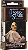 Giochi Uniti - Il Trono di Spade, Casa Del Bianco e Del Nero [Espansione per Il Trono di Spade, Gioco di Carte]