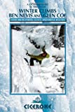 Winter Climbs Ben Nevis and Glen Coe (Cicerone Guides)