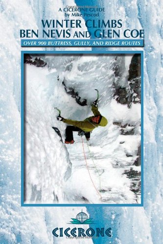 Winter Climbs Ben Nevis and Glen Coe (Winter Ski Mountaineering) por Mike Pescod