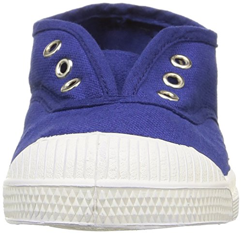 Bensimon Tennis Elly, Baskets Basses Mixte Enfant Bleu (536 Bleu Vif)