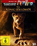 Der König der Löwen - Neuverfilmung 2019 [3D Blu-ray]