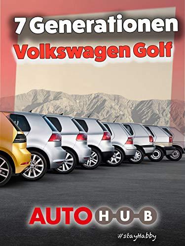 7 Generationen VW...