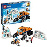 LEGO- City Gru artica, Multicolore, taglia unica, 60192  LEGO