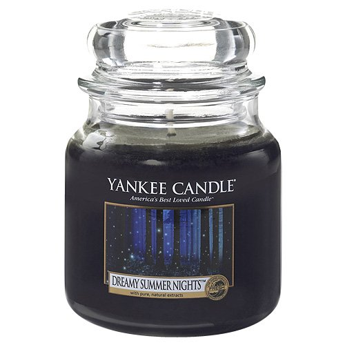 Yankee Candle Candela Giara Piccola, Dreamy Summer Nights