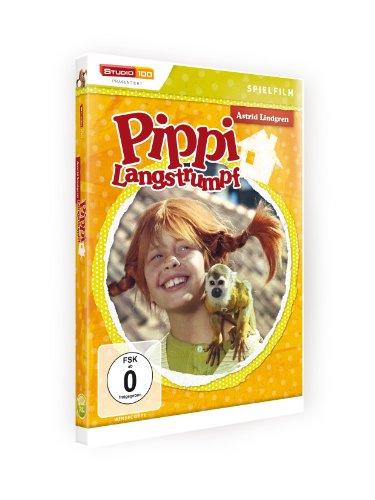 Astrid Lindgren: Pippi Langstrumpf - Spielfilm: Alle Infos bei Amazon