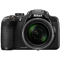 Nikon COOLPIX P610 Digital Camera (16.0 MP, CMOS Sensor, 60x Zoom, 3.0 inch LCD) - Black